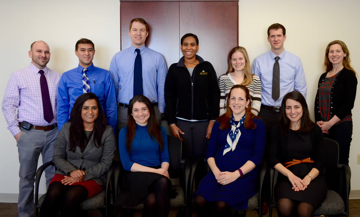 2015-2016 Rheumatology Fellows