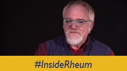 #InsideRheum – Meet Mark Soloski, PhD