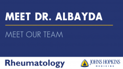 Meet Dr. Albayda