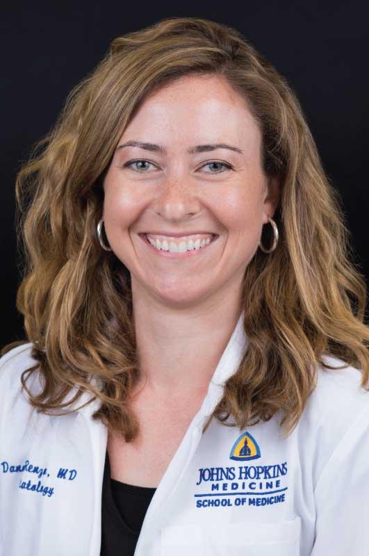 Dana DiRenzio, MD - Rheumatology Fellow
