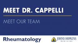 Meet Dr. Cappelli
