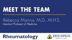 Meet Dr. Manno