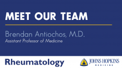 Meet Dr. Antiochos