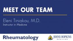 Meet Dr. Tiniakou