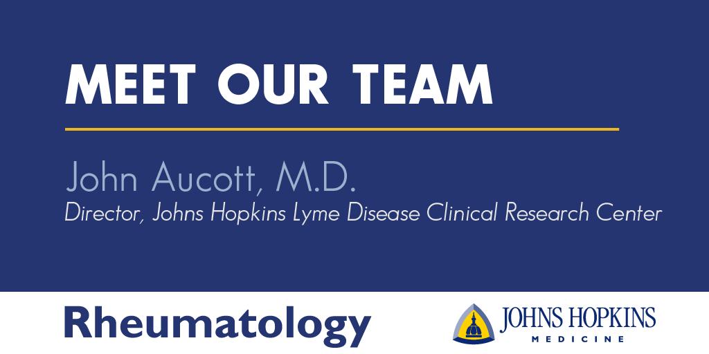Meet Dr. John Aucott