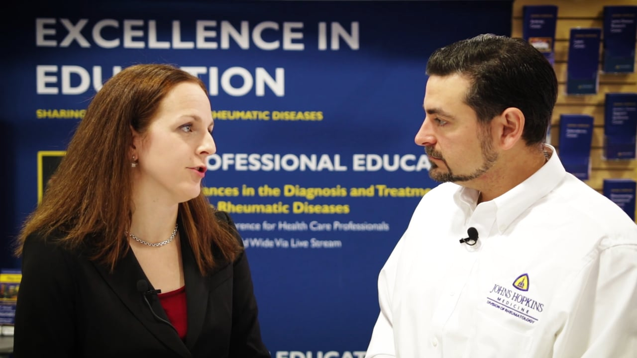 Dr. Laura Cappelli on Rheumatologic Consequences of Immunotherapy to Treat Certain Cancers
