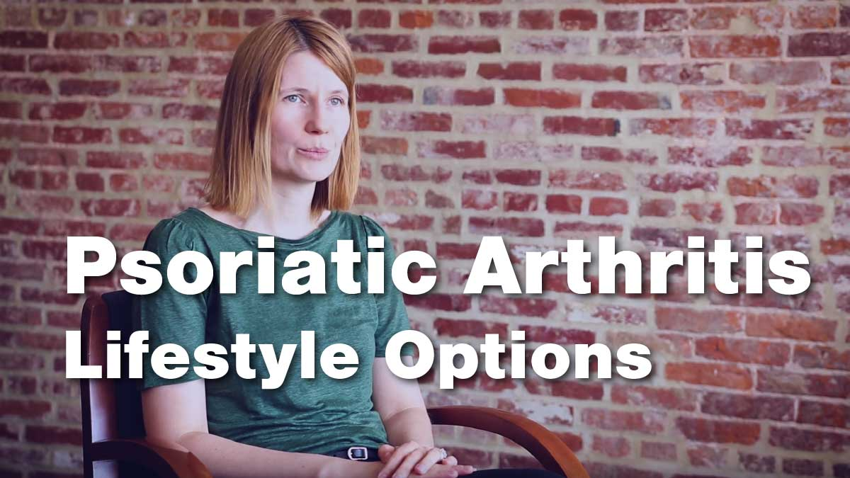 Dr. Orbai with the Johns Hopkins Arthritis Center discusses living with Psoriatic Arthritis