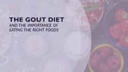 The Gout Diet and the Importance of Eating the Right Foods