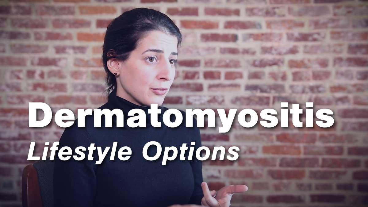 Dermatomyositis – Lifestyle Options | Johns Hopkins