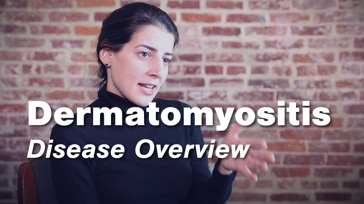Dermatomyositis – Disease Overview | Johns Hopkins