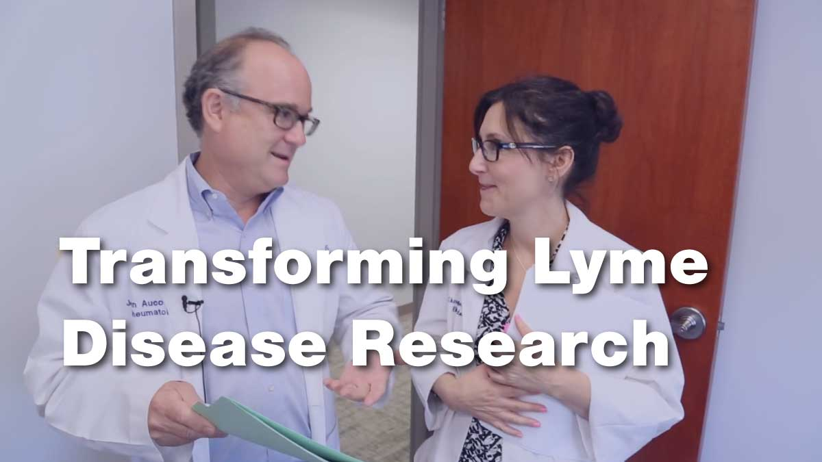 Transforming Lyme Disease Research at Johns Hopkins Lyme Disease Research Center