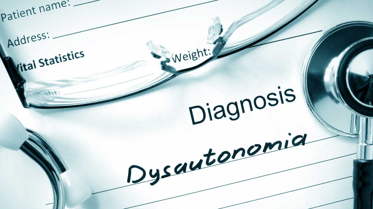 Dysautonomia Diagnosis