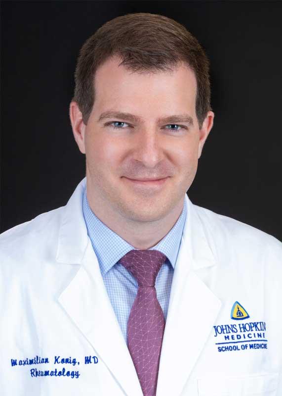 Maximilian Konig, MD - Rheumatology Fellow