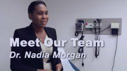 Meet our Team | Dr. Nadia Morgan