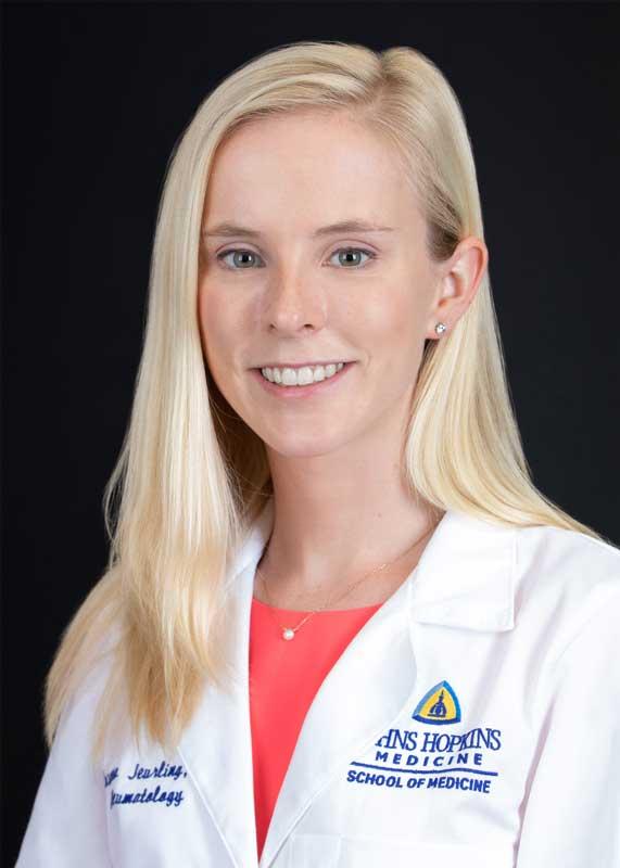Susanna Jeurling, MD - Rheumatology Fellow