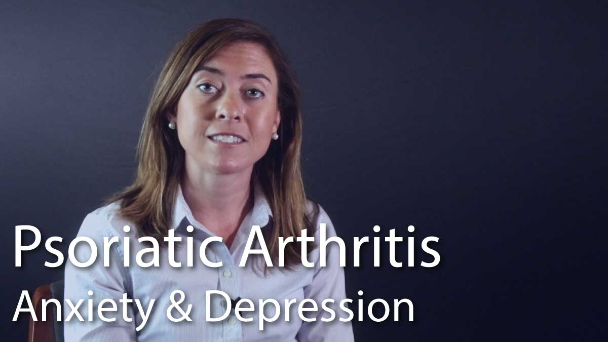 Preventing Anxiety and Depression when Living with Psoriasis and Psoriatic Arthritis