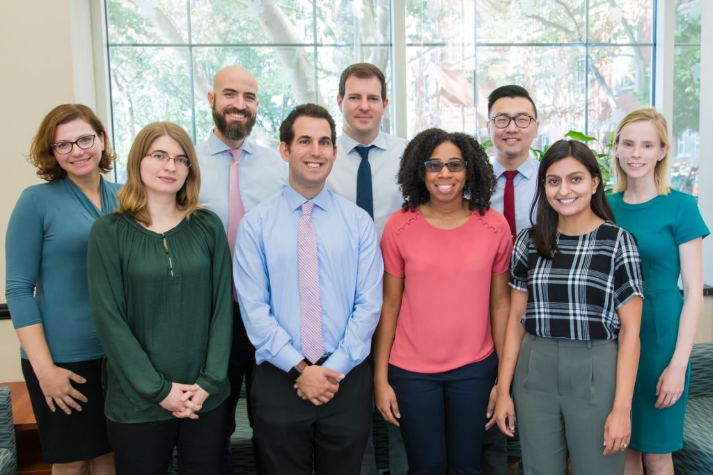 2019-2020 Rheumatology Fellows