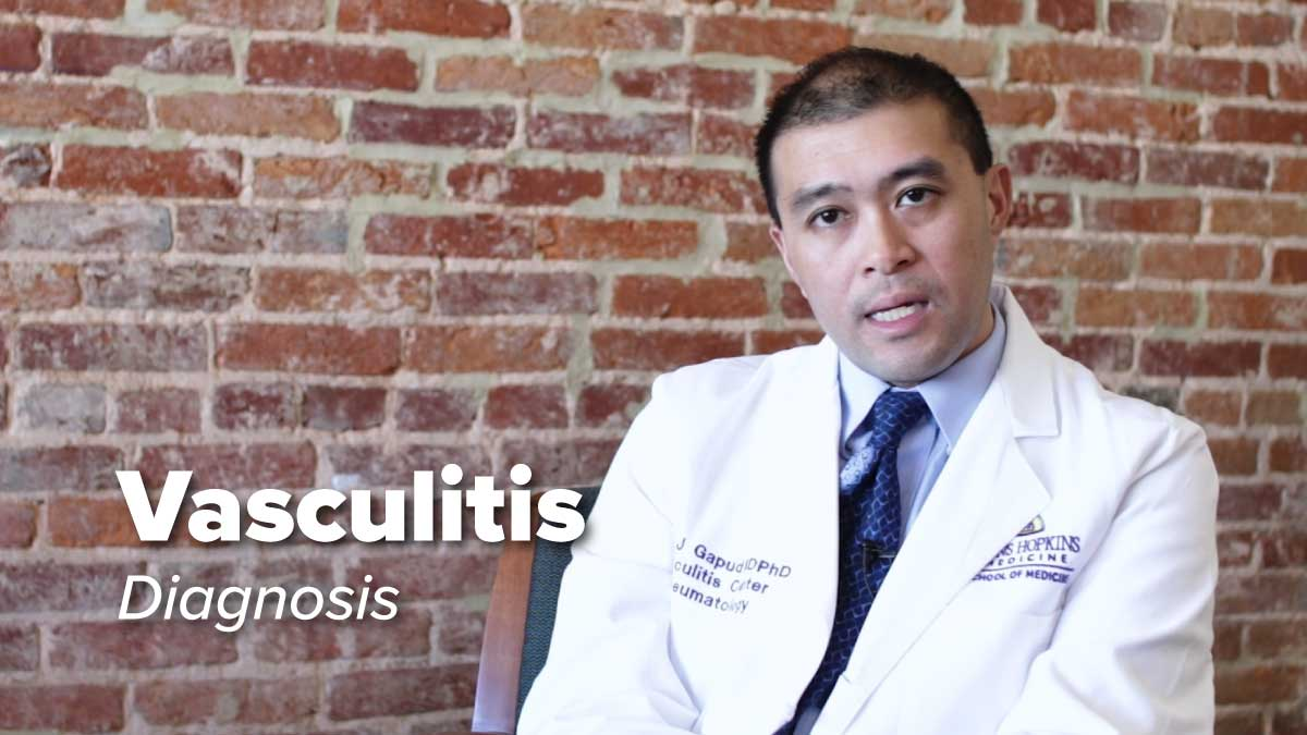 Vasculitis – Diagnosis | Johns Hopkins Rheumatology