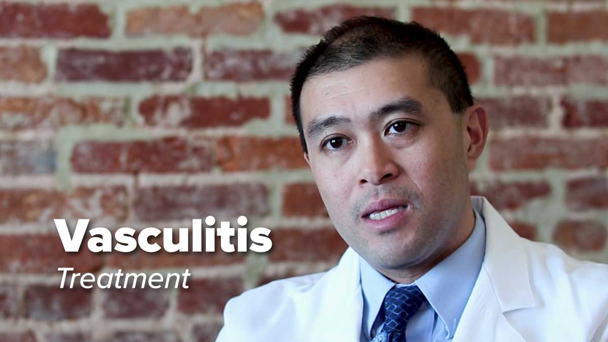 Vasculitis – Treatment | Johns Hopkins Rheumatology